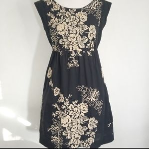J. Crew Mirabel embroidered floral dress size 0